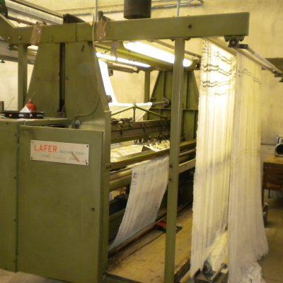fringing machine